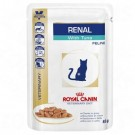 Royal Canin Feline Veterinary Diet Renal Tuna Pouch 48 x 85g