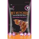 Pet Munchies Salmon Fillet Dog Treats 90g