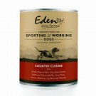 Eden 'Country Cuisine' Dog Tin 400g