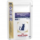 Royal Canin Feline Veterinary Diet Sensitivity Control Chicken Pouch 48 x 100g