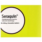 Seraquin Joint Supplement Tablets for cats & small dogs (60 x 800mg)