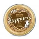 Lily's Kitchen Suppurrs au Poulet et à la Dinde Chat 9 x 85 g- La Compagnie des Animaux