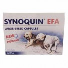 Synoquin EFA Capsules for large dogs (pack of 120)
