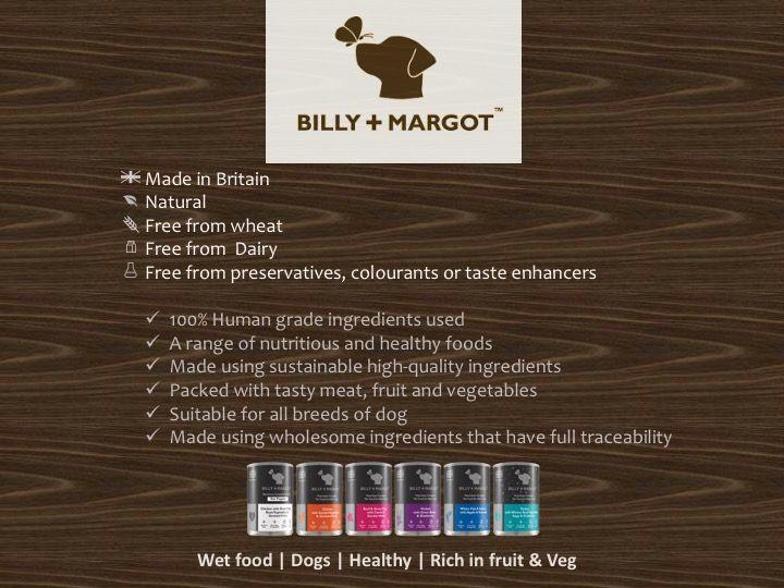 billy + margot food summary