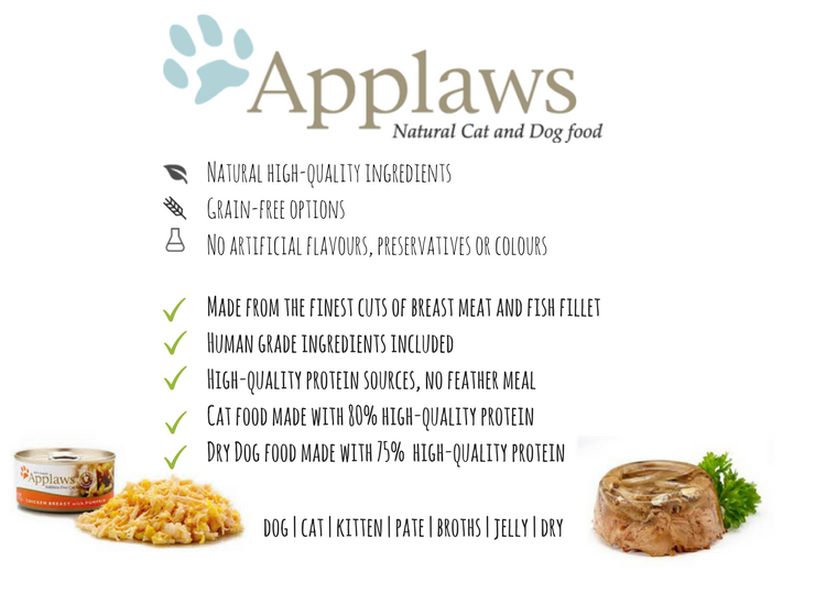 applaws food summary