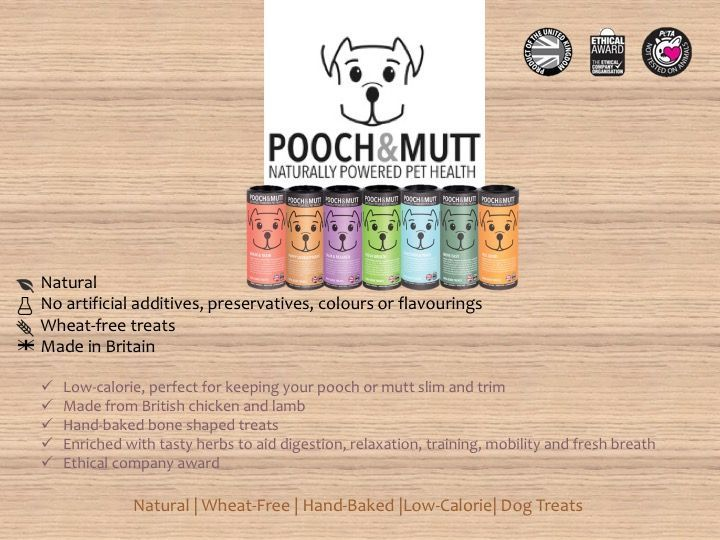 pooch and mutt treat summary