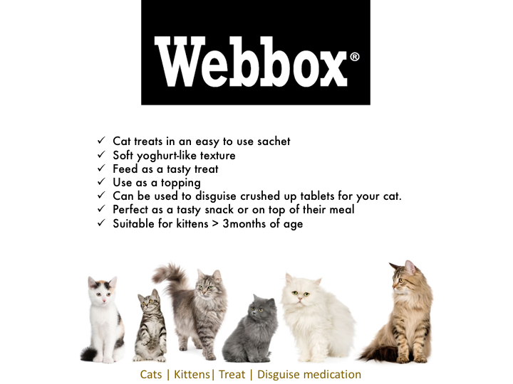 webbox cat treat summary