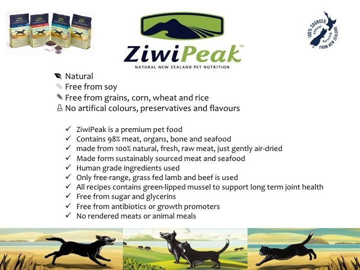 Ziwi peak summary