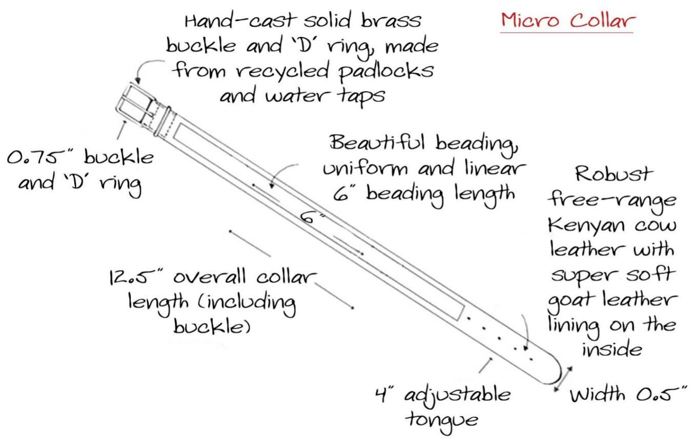 Malulu Collar Diagram