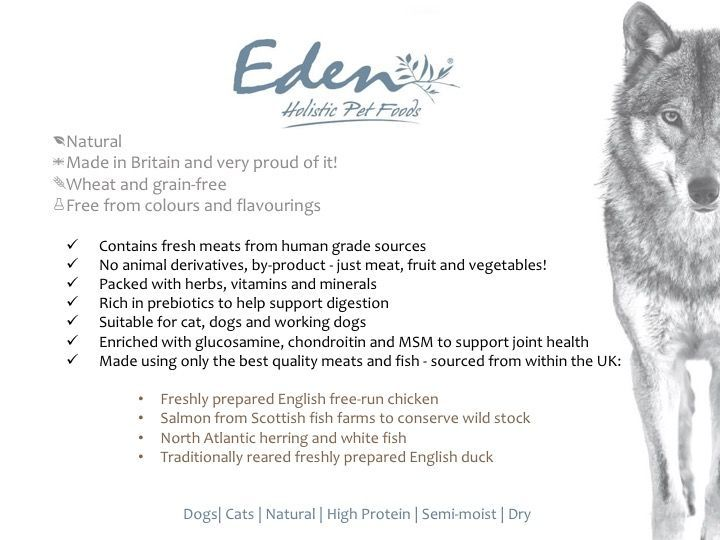 eden food summary