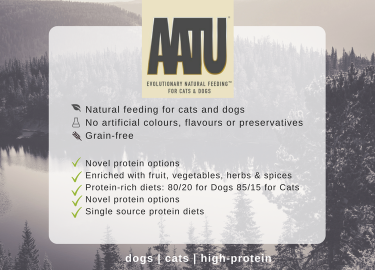 AATU food summary