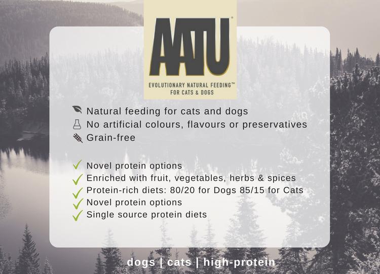 AATU food summary