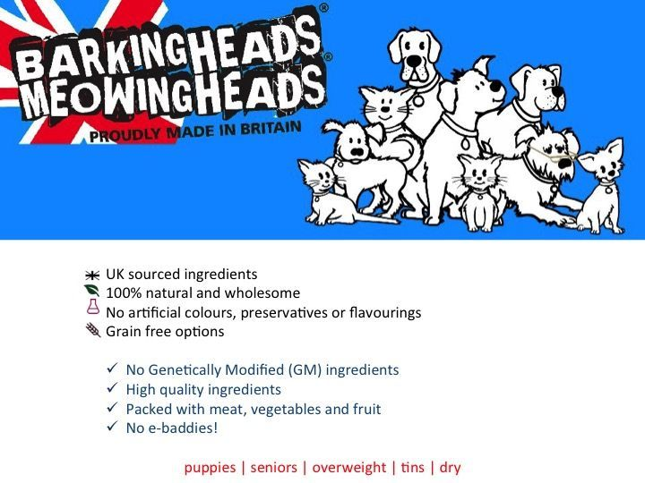 barking heads summary