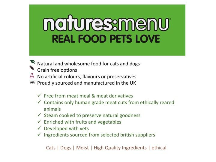nature menu food summary