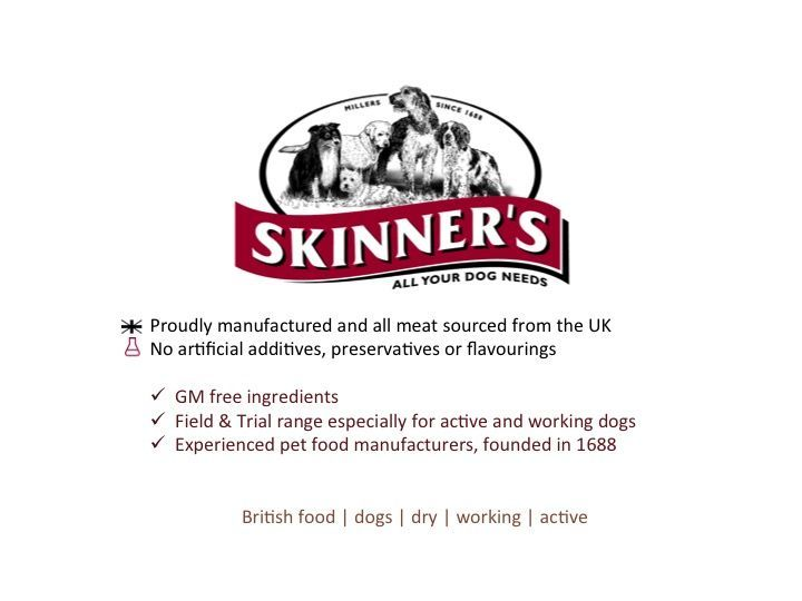 skinners food summary